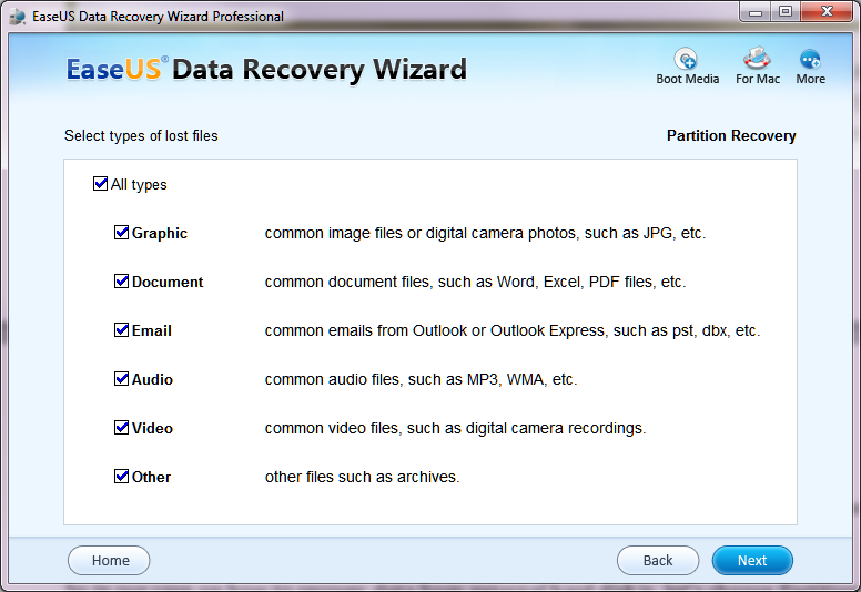 EaseUS Data Recovery Wizard1