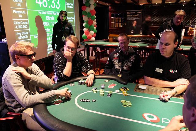 Paf Poker Challenge